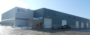 Kitchener, Ontario facility for Clinton Aluminum