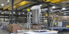 warehouse of aluminum plate products - clinton aluminum