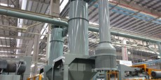 aluminum extrusion machine