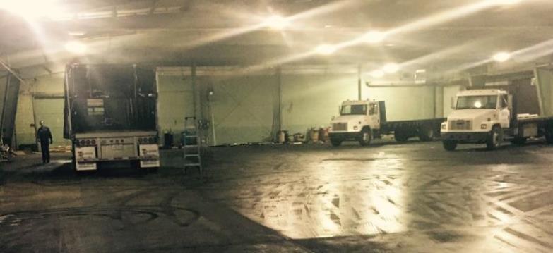 Sturgis logistics facility